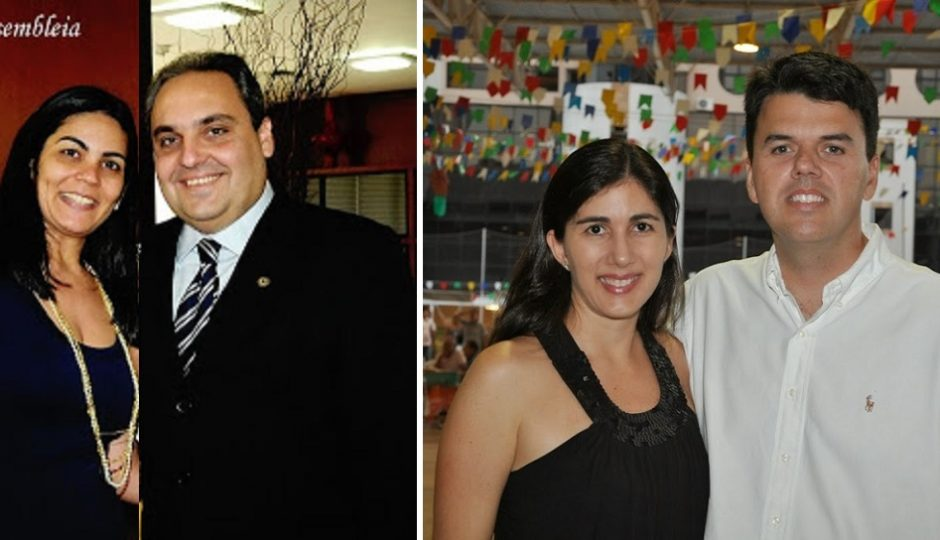 Mulheres de Marcelo Tavares e Ted Lago ganham juntas quase R$ 30 mil na AL-MA