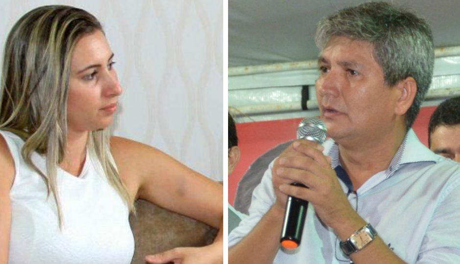 Talita Laci e Eudes Barros têm maior rejeição em Raposa, aponta Escutec