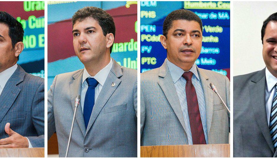 PRE-MA representa contra PP, PSB, PMN e PTB por propaganda partidária irregular