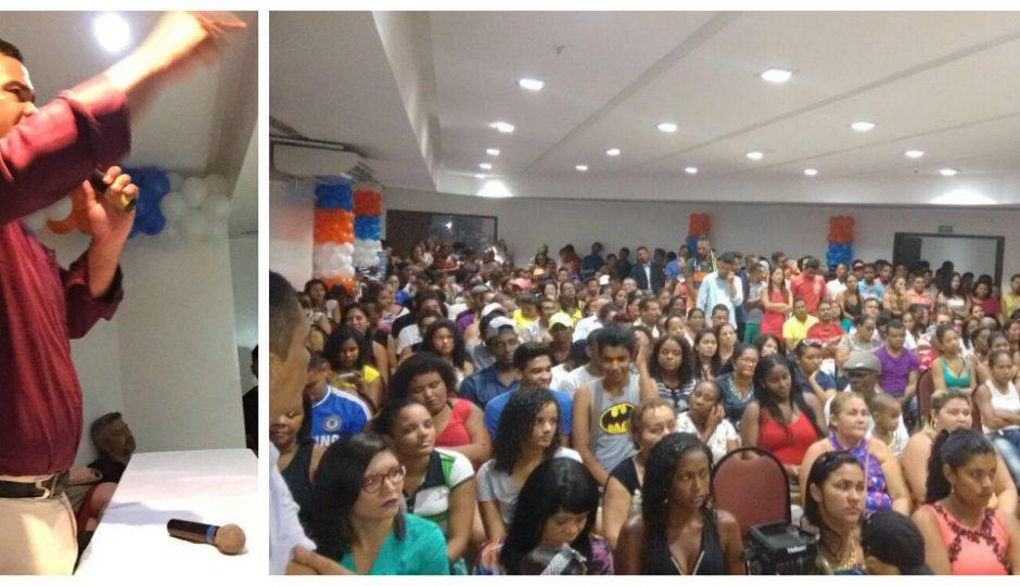 Aníbal Lins promove grande encontro com lideranças de São Luís