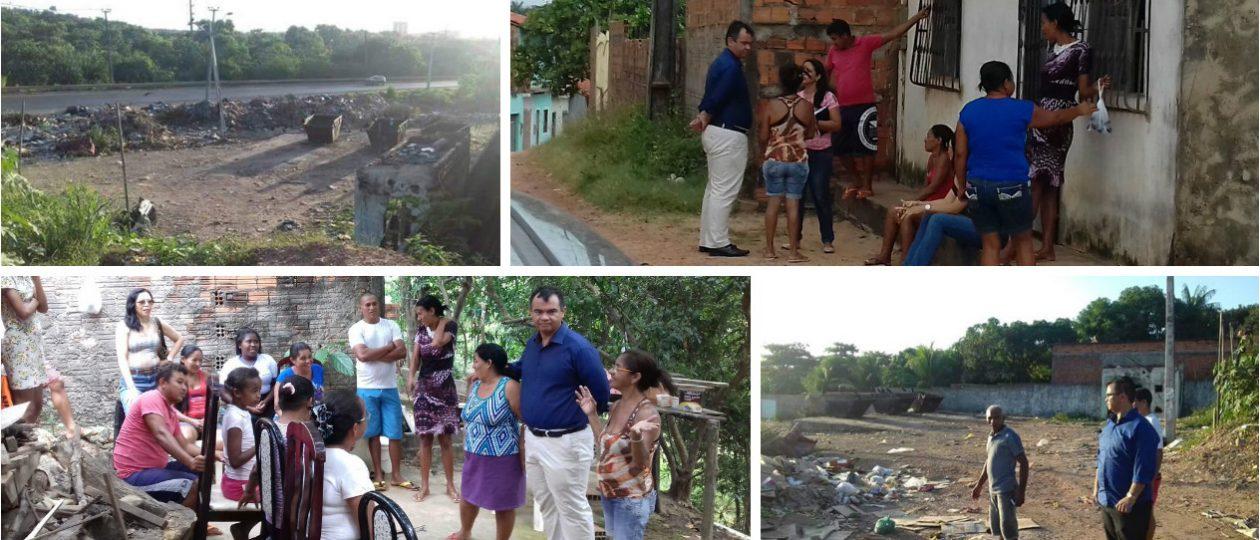 Saneamento básico será uma das prioridades de Aníbal na Câmara de São Luís