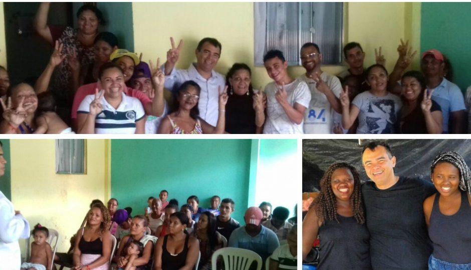 Candidatura de Aníbal Lins cresce na área Itaqui-Bacanga