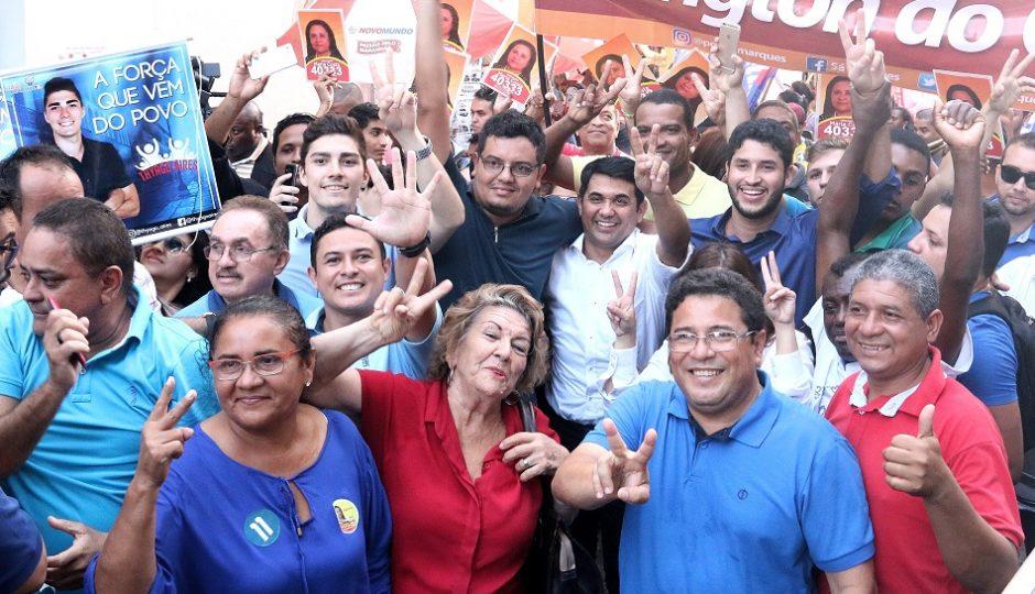 Escutec também confirma Wellington no segundo turno da eleição em São Luís