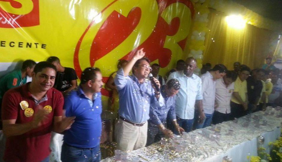 Convenção do PPS homologa a candidatura de Dr. Lobato à reeleição em Santa Helena