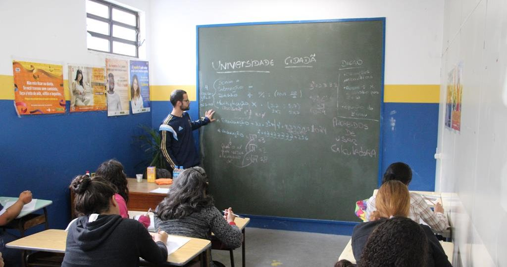 Instituto Acqua prorroga inscrições para cursinho gratuito para o Enem em São Luís