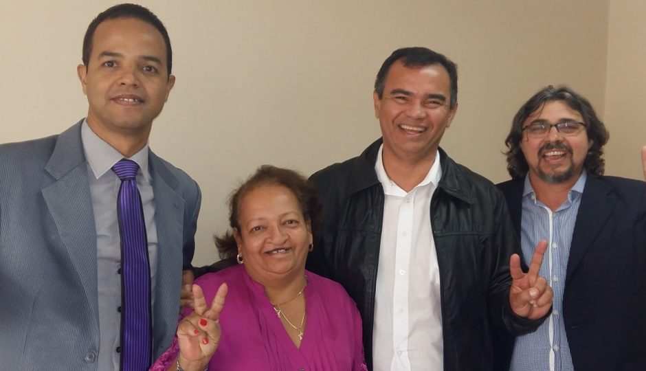 Aníbal Lins recebe apoio nacional na corrida para Câmara de São Luís