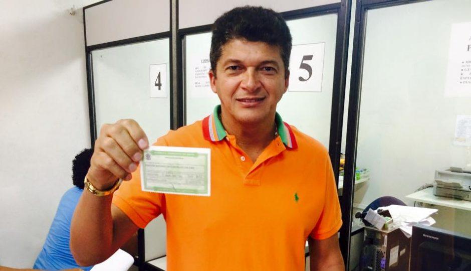Marcos Caldas assume mandato após emprego fantasma na AL-MA