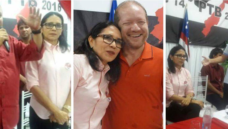 Baixo público e infidelidade partidária marcam convenção de testa de ferro