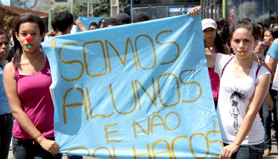 Alunos da rede pública de São Luís entram despreparados no ensino médio, aponta Ideb