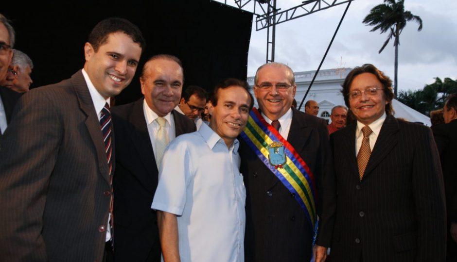 Recordar é viver: Edivaldo ajudou João Castelo derrotar Flávio Dino e Eliziane esqueceu o caos