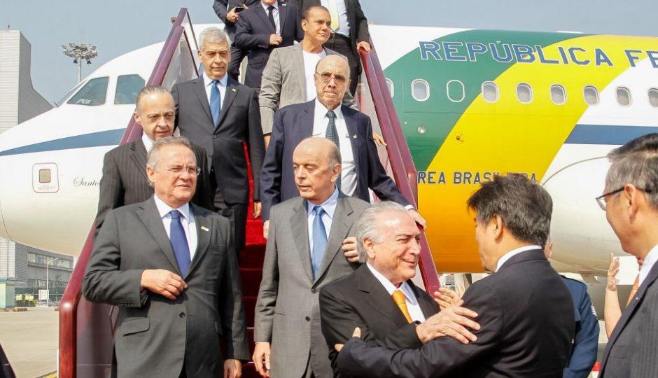 Em visita de Temer, chineses anunciam aporte de R$ 10,8 bilhões no Maranhão