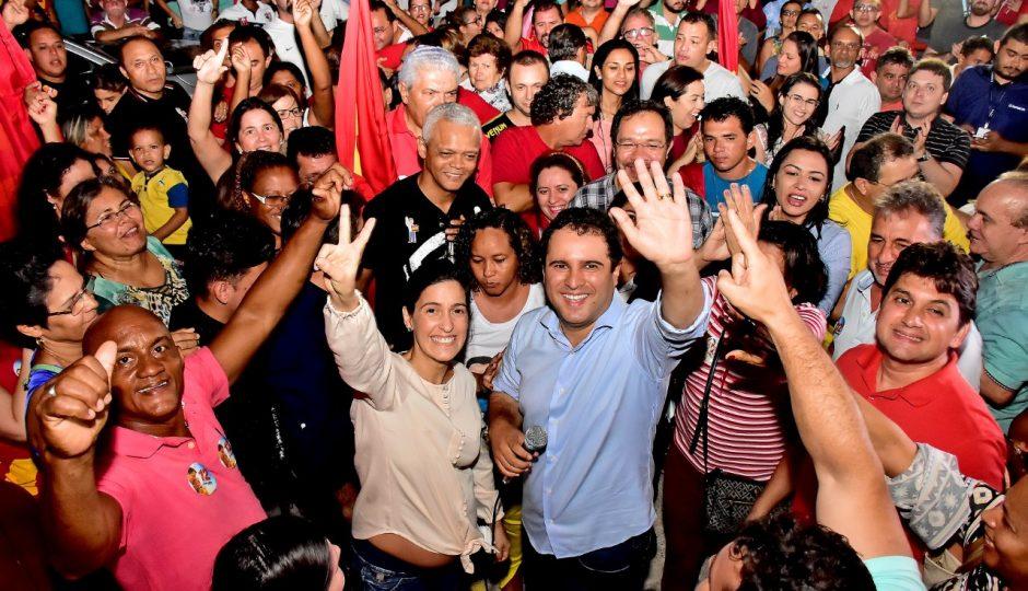 Edivaldo Júnior derrota Eduardo Braide e é reeleito prefeito de São Luís