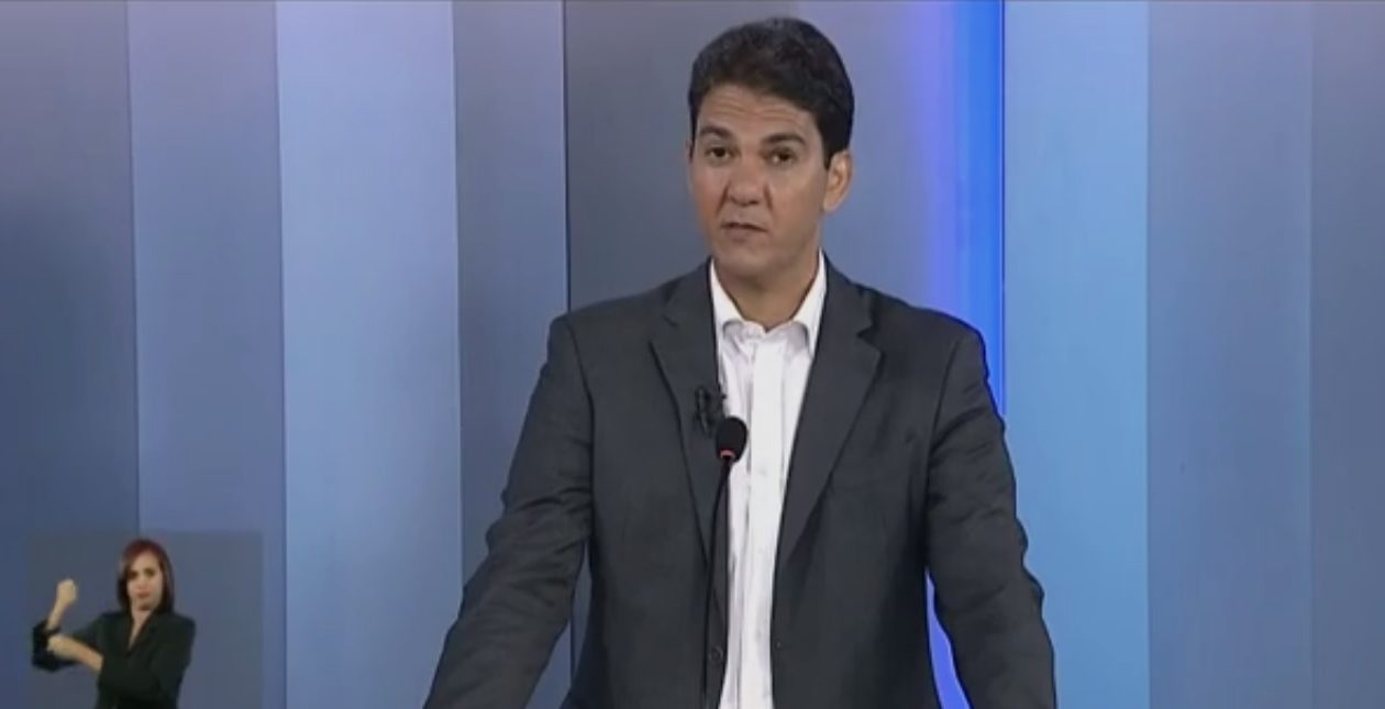 De mais preparado a mais corrupto: Eduardo Braide em dois debates na Mirante
