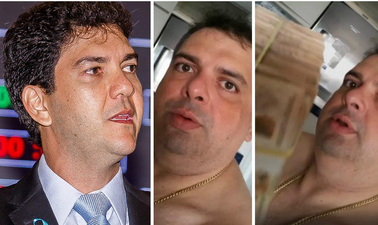 Chefe de Orcrim embolsou quase R$ 840 mil como fantasma de Carlos e Eduardo Braide