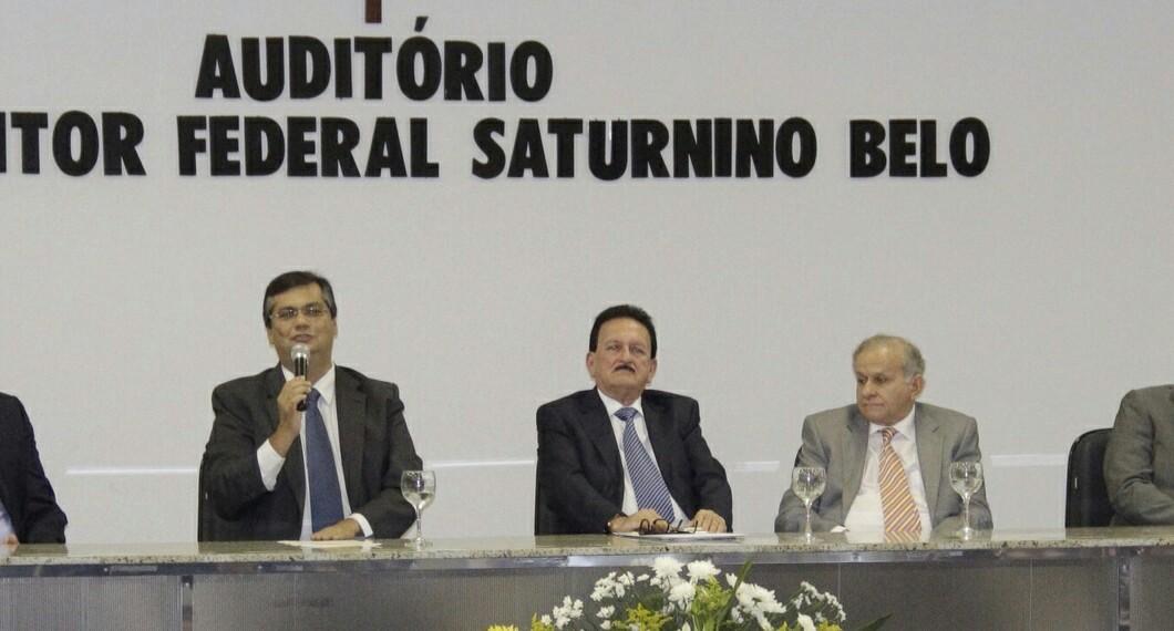 MP aciona Edmar e Waldir, mas faz vista grossa para Jorge Pavão e Flávio Dino