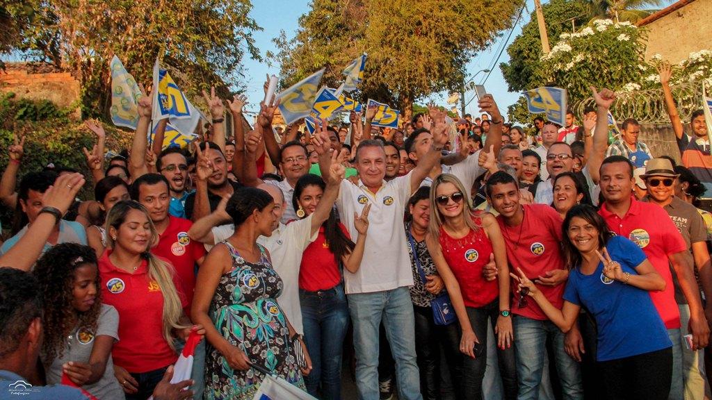 Luis Fernando fez campanha intensa mesmo sendo favorito na disputa