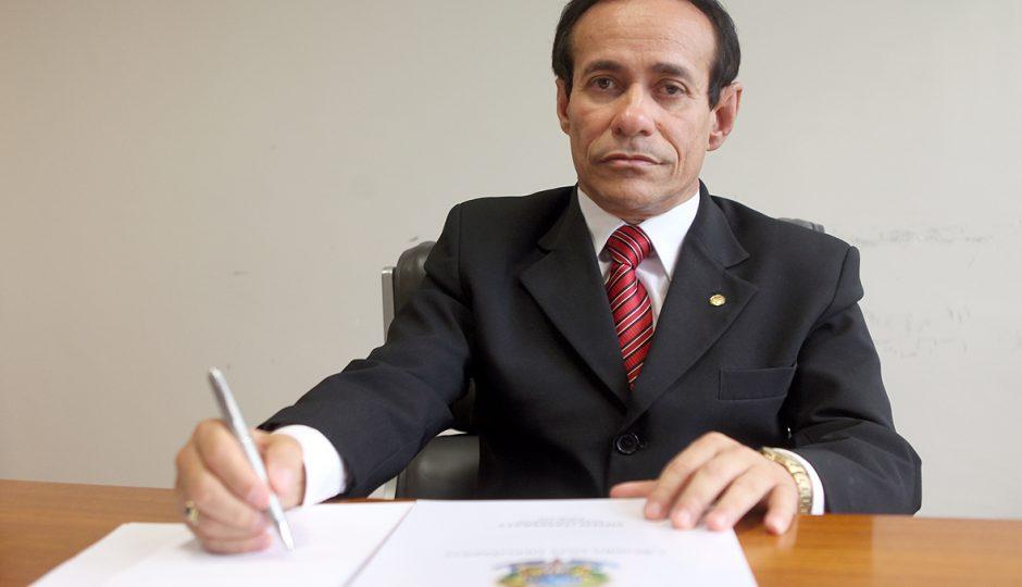 Pinto Itamaraty será o relator de projeto que cria o Passe Livre Estudantil