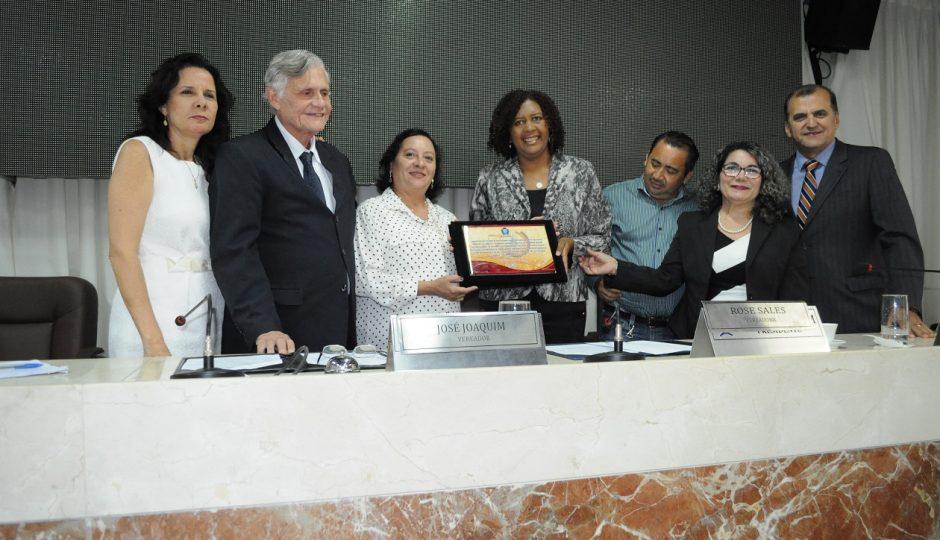 Câmara Municipal de São Luís homenageia Ufma pelos 50 anos