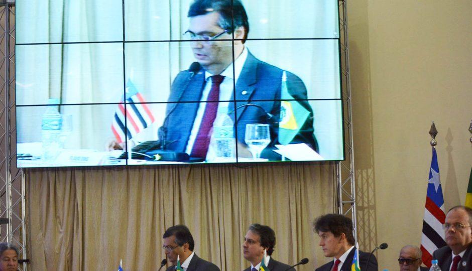 Governo Flávio Dino autorizou compensação de R$ 31 milhões da Suzano