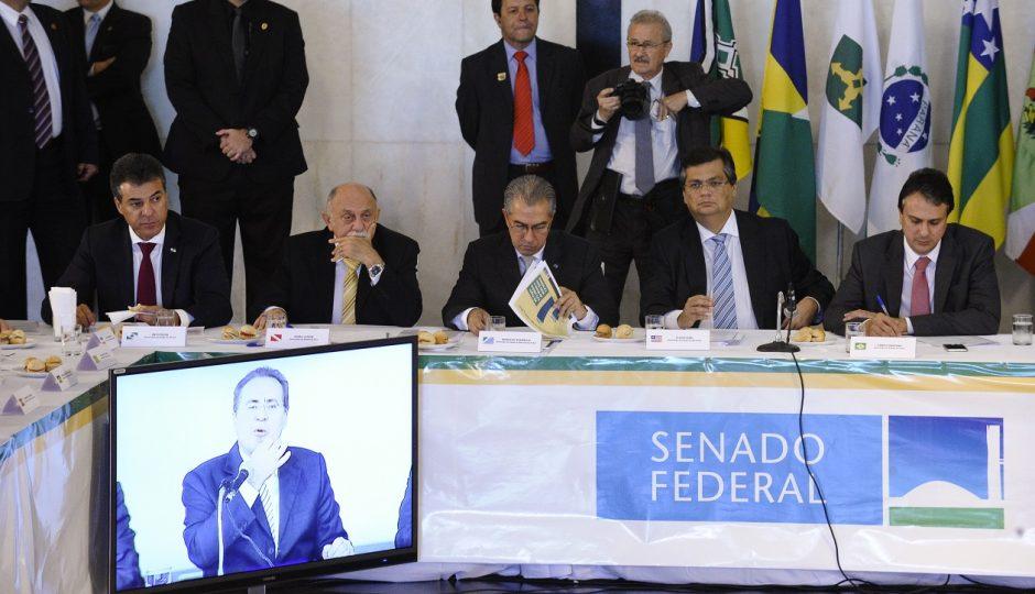 Renan defende cancelamento de recesso para votar propostas como fim da reeleição