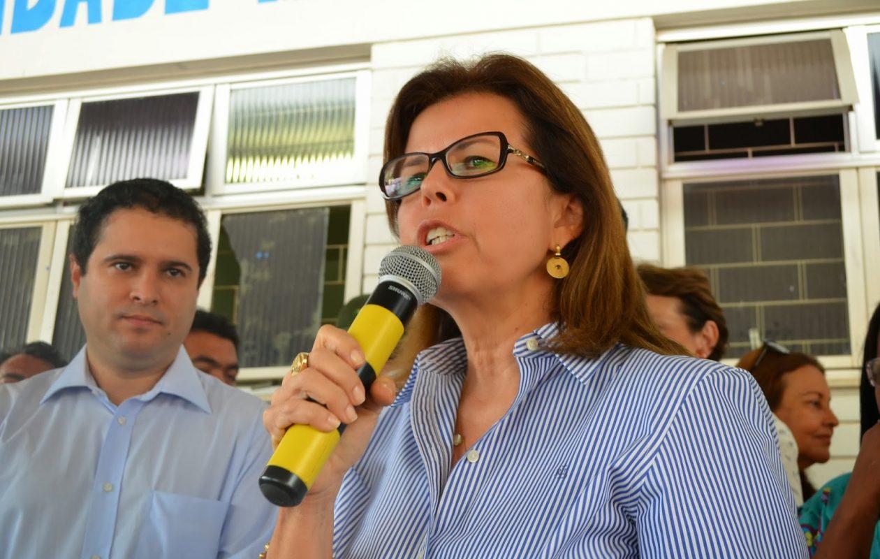 Justiça obriga Helena Duailibe e Edivaldo a cumprir lei sancionada pelo pedetista