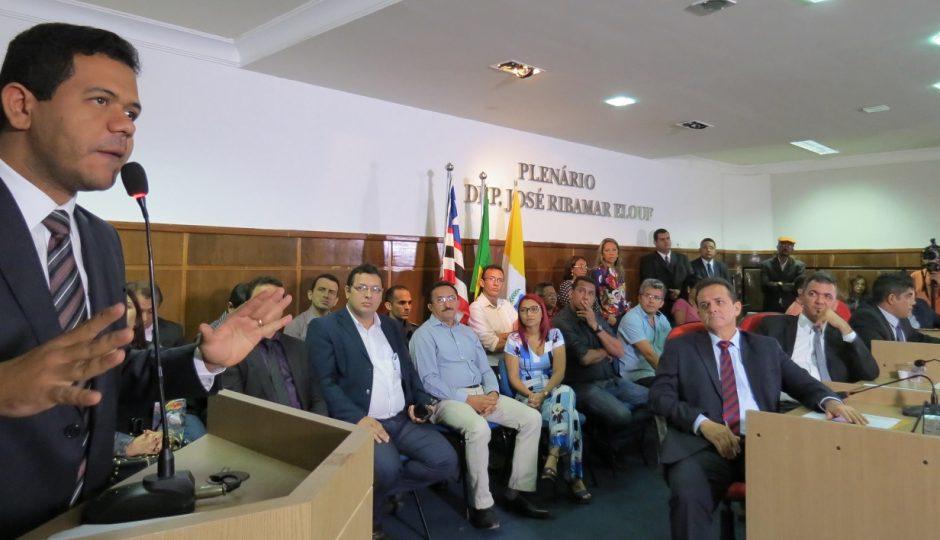 Juiz manda Luciano Leitoa esclarecer falhas na prestação de conta de campanha