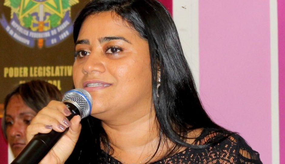 Roberta Barreto some de Axixá e processo de transição fica emperrado