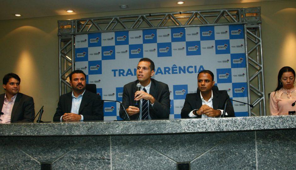 Secretaria de Transparência realizou mais de 300 auditorias em 12 meses