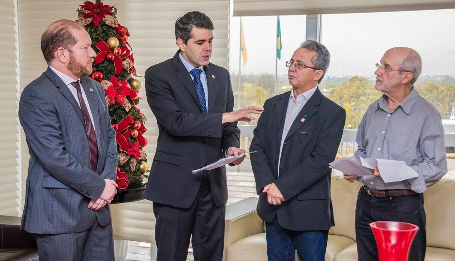 Assinado convênio para atualização dos limites intermunicipais do Maranhão