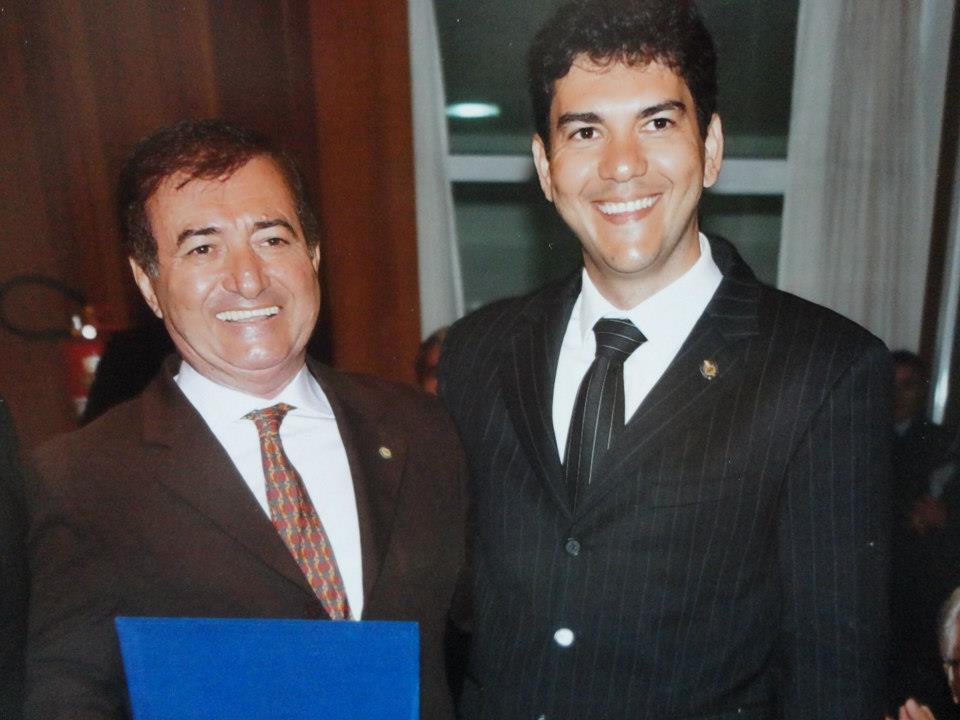 Pai de Braide é condenado a pagar R$ 273 mil por doação eleitoral ilegal