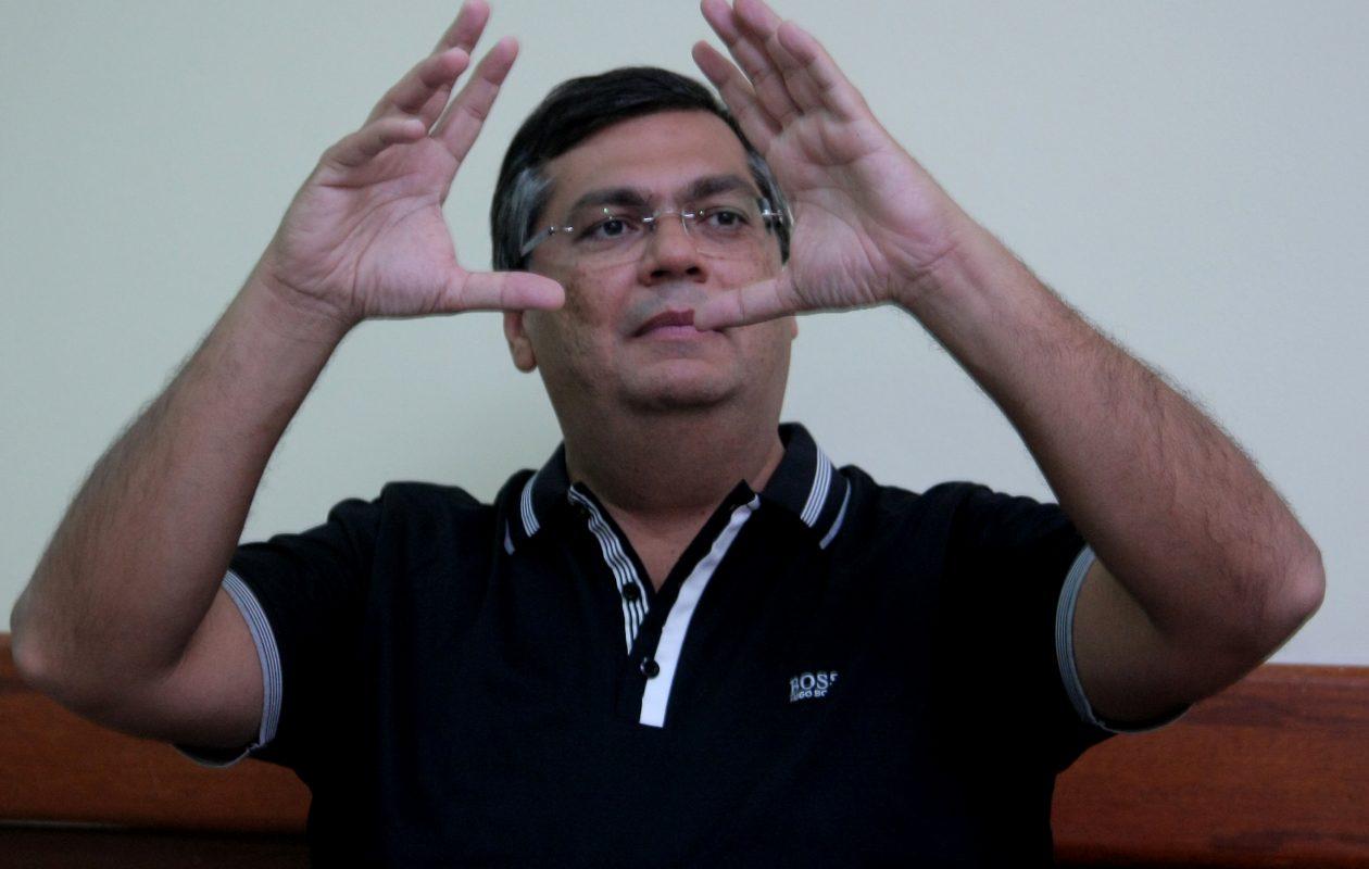 Em meio à crise, Flávio Dino vai tirar férias; Brandão assume governo