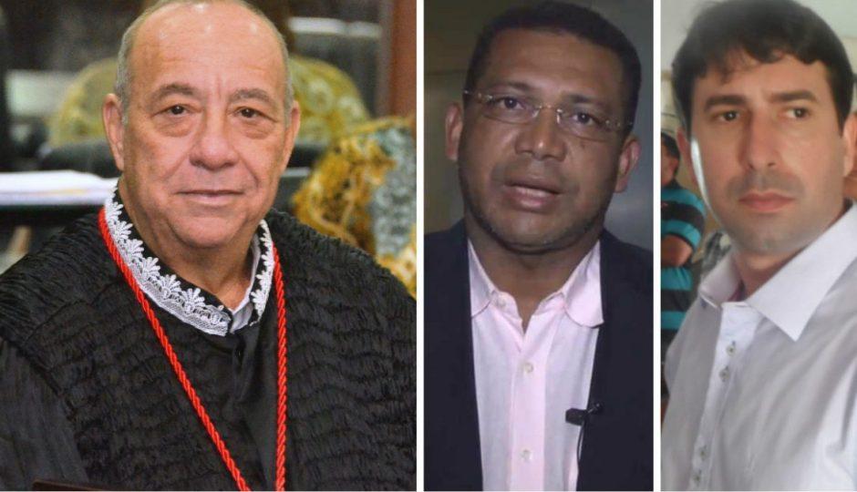 Em menos de 30 dias, Guerreiro Júnior retorna dois prefeitos afastados ao cargo