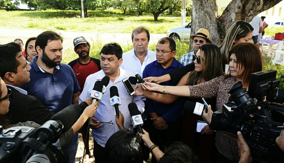 Pré-candidato a deputado, Márcio Jerry prepara campanha de governador