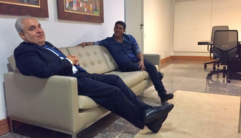 MPE pede a cassação do prefeito eleito de São Pedro da Água Branca