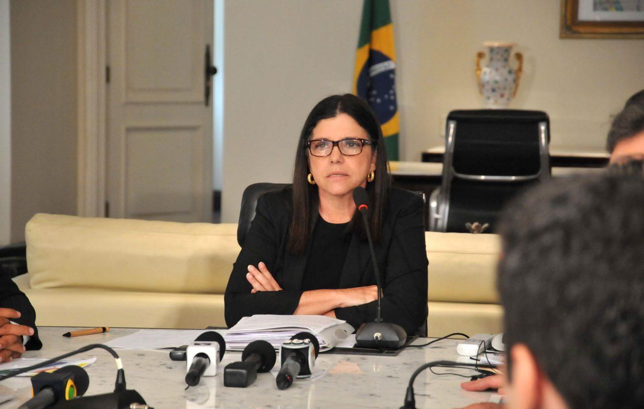 Roseana diz que já demonstrou honestidade ao confirmar pré-candidatura
