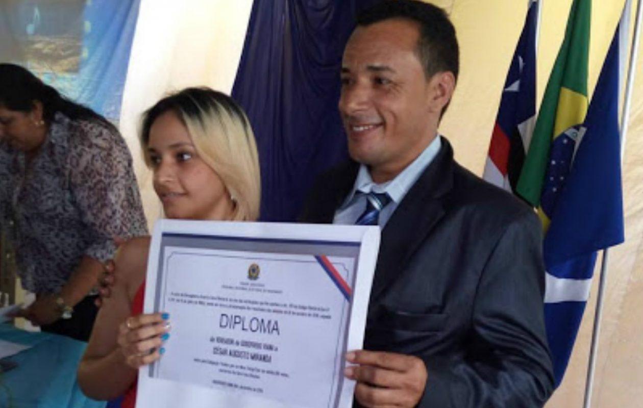 Preso suspeito de envolvimento em morte de vereador em Godofredo Viana