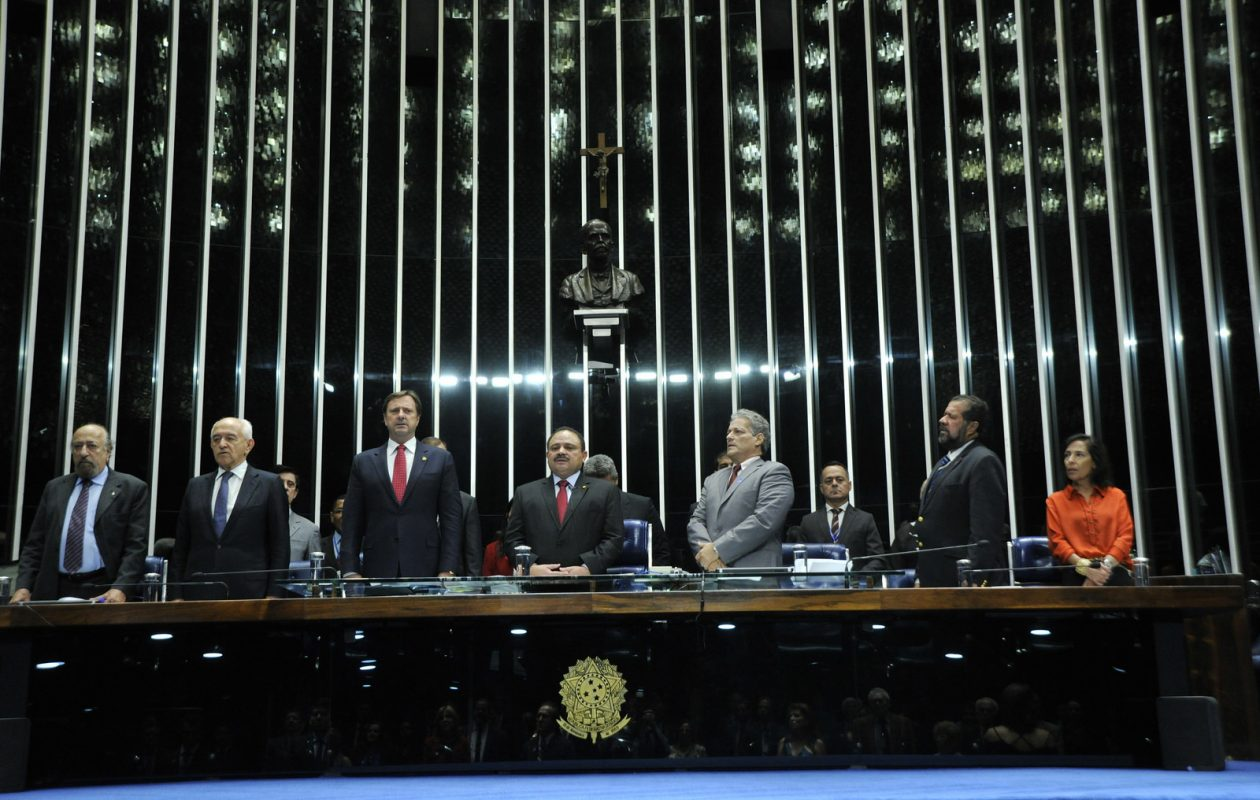 Com afastamento de Renan, Waldir Maranhão se torna presidente do Congresso