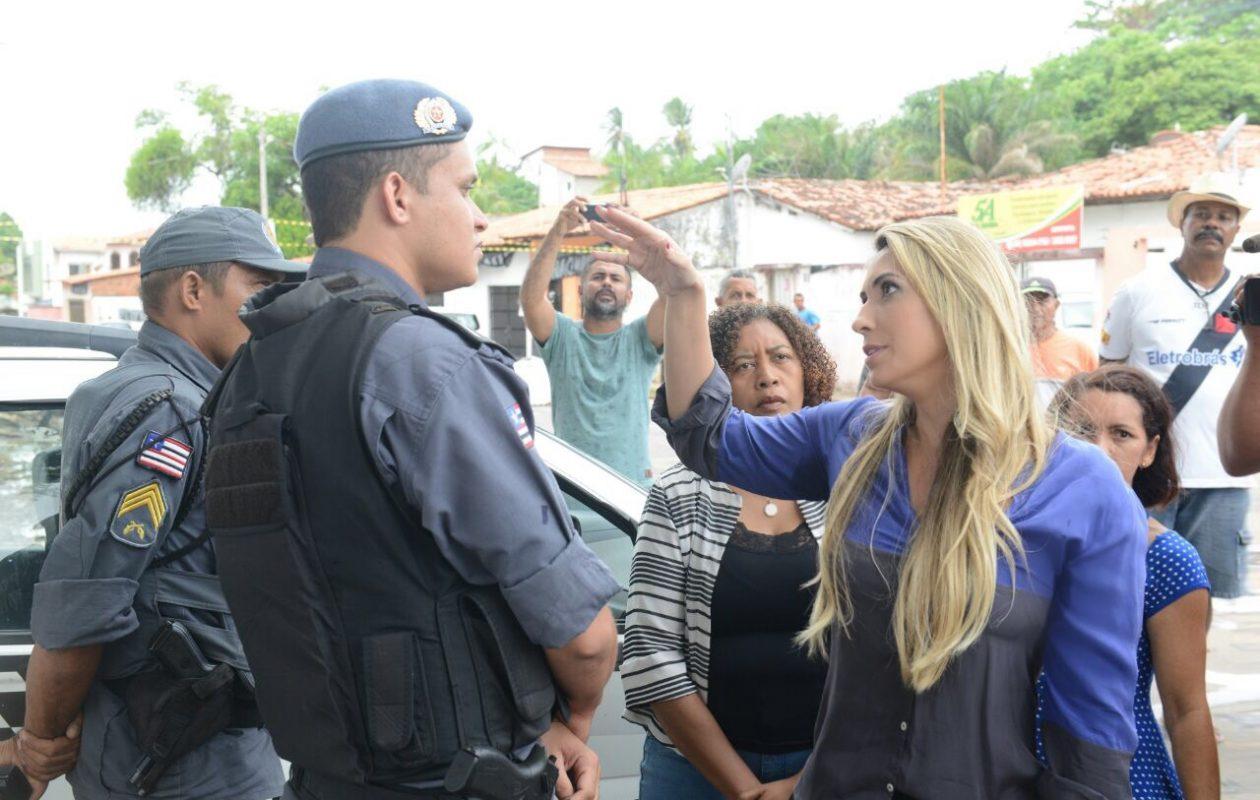 Documento da Funac mostra que impedimento à entrada de Andrea Murad foi ilegal