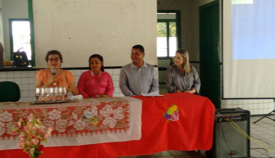 Prefeitura de Vitória do Mearim realiza 1º Encontro de Gestores Escolares