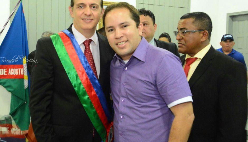 Fábio Gentil escolhe Análio Júnior para a Secretaria adjunta de Juventude