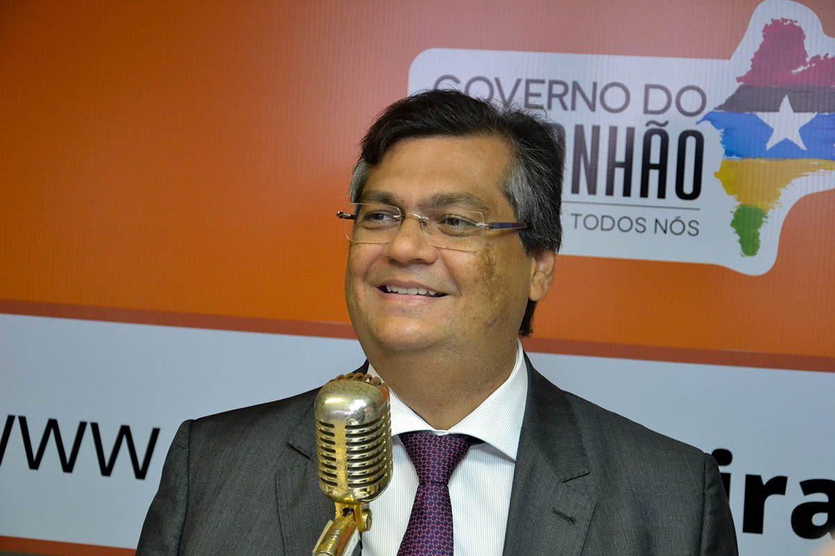 Flávio Dino promete realizar a maior Expoema da história