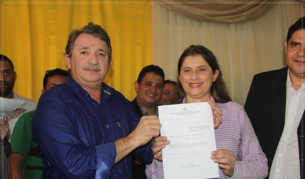Nepotismo: MP quer exoneração de parentes de Magno Bacelar em Chapadinha