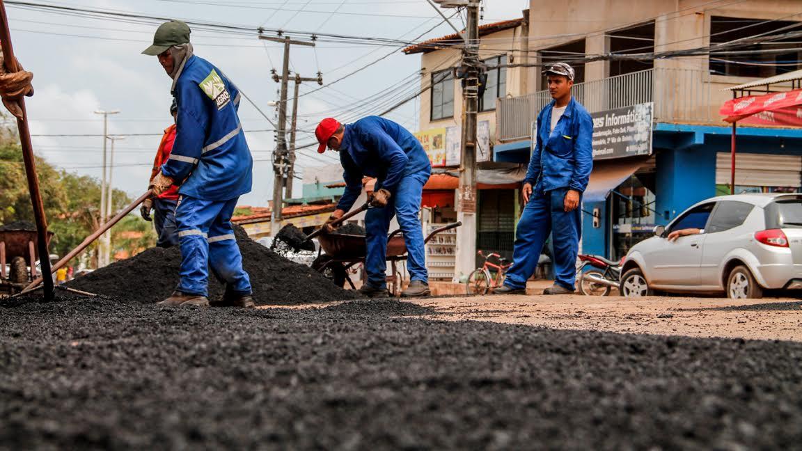 População vê Ribamar sendo reconstruída com retorno de Luís Fernando
