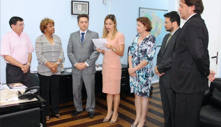 Juiz Marcelo Oka entra em exercício na Comarca da Ilha de São Luís