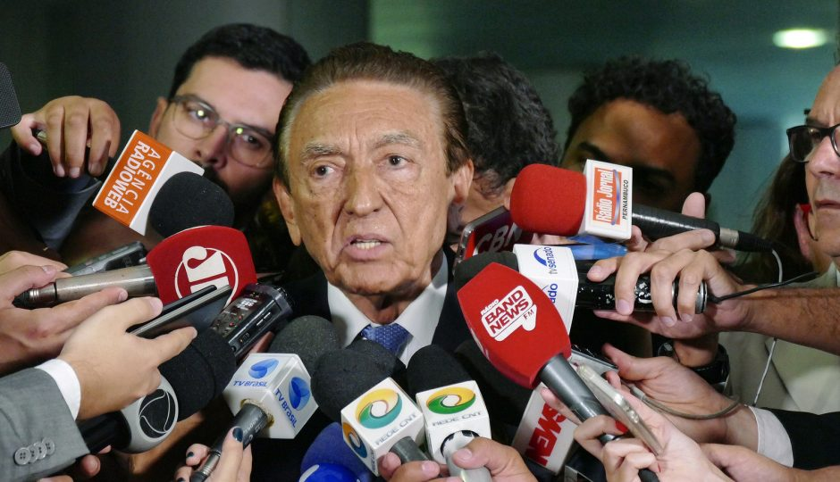 Edison Lobão, investigado na Lava Jato, vai presidir a CCJ
