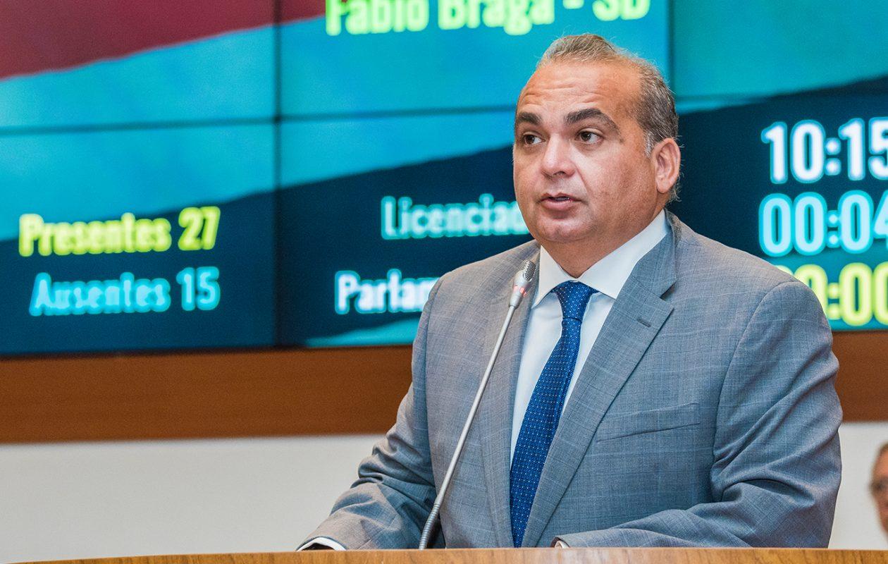 Fábio Braga cobra por água potável para Nina Rodrigues e Vargem Grande
