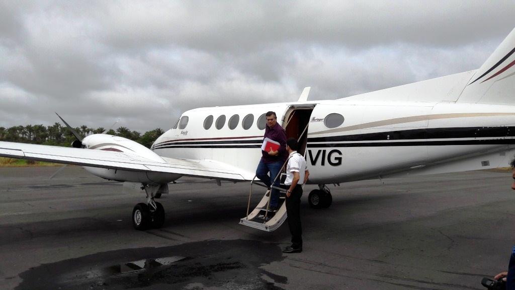 Pressionado, Governo adia licitação de R$ 7,7 milhões para aluguel de aviões