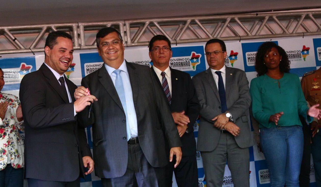 Flávio Dino inicia processo de privatização dos presídios no MA