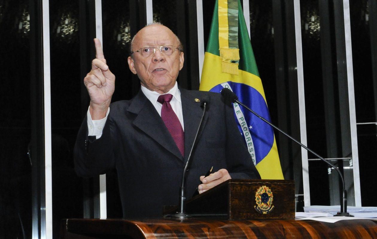 João Alberto é eleito vice-presidente do Senado