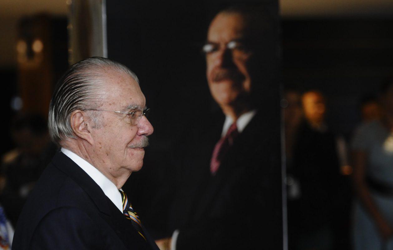 PGR pede abertura de inquérito contra José Sarney, Jucá e Renan